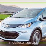 Chevrolet Bolt — мини электрокар