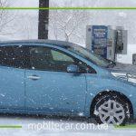 особенности эксплуатация электромобиля зимой