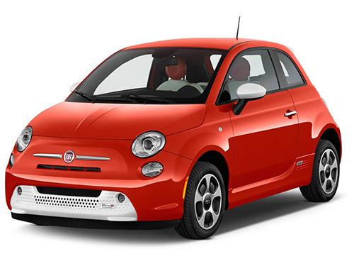 Купить Fiat 500e