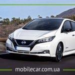 Покупка электромобиля с аукциона в США