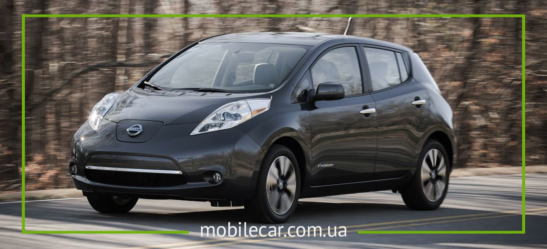 Покупаем Nissan Leaf первого поколения